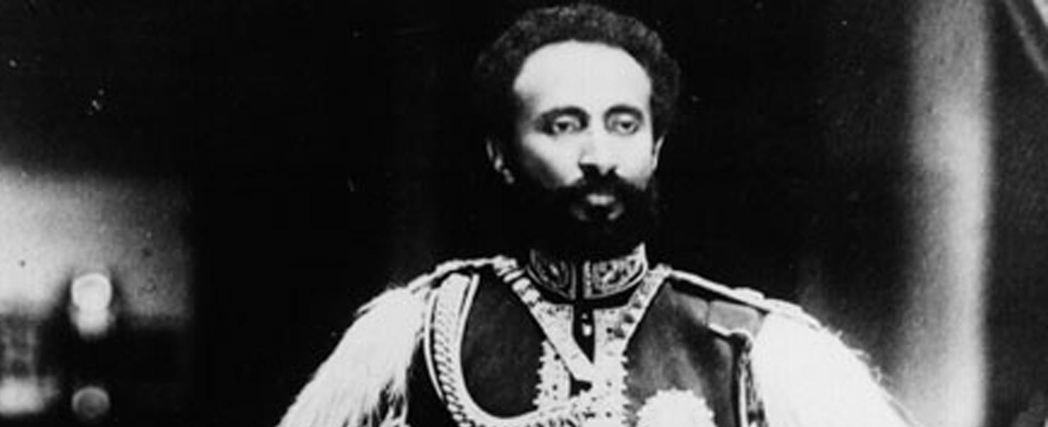 Haile Selassie As A Teen ...